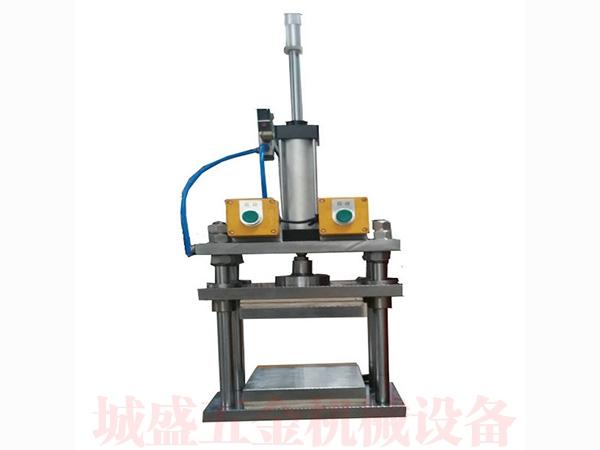小型气动热熔机
