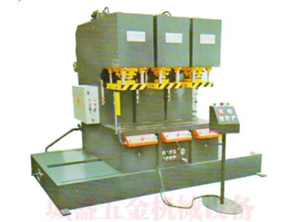 滑台式液压压装机